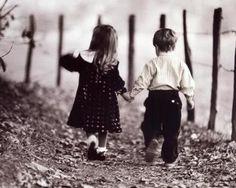 vriendschap begint al vroeg