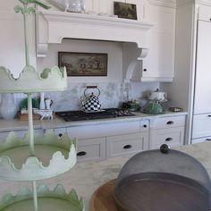Farmhouse kitchen details..