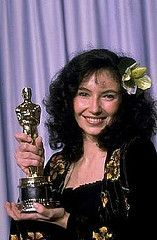 """1980 Mary Steenburgen Best Actress in a Supporting Role for """"Melvin and Howard"""""""