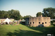 Trouwen in een historisch Fort bij Fort aan de Klop in Utrecht.