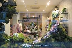 Anthropologie, WIndow Display