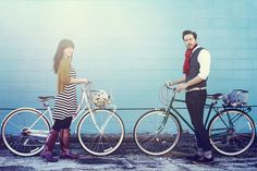 Someone to go on an afternoon bike ride with.  Side note: Tandem bikes are adorable.