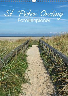 St. Peter Ording Familienplaner - CALVENDO
