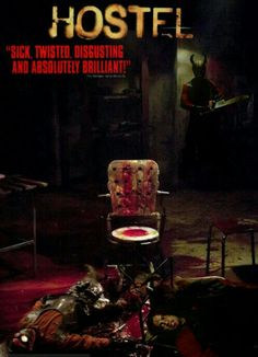Hostel Movie Horror