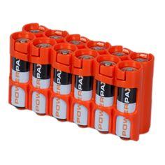 Storacell Battery Dispenser and Organizer