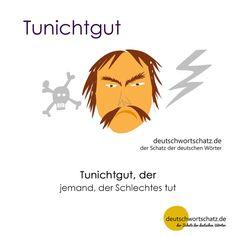 Tunichtgut_Deutsch_lernen_deutschwortschatz