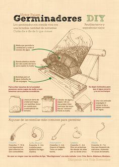 ES Germinador victorpaiam@gmail.com Infografías de métodos de germinación