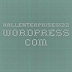 hallenterprises132.wordpress.com
