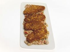 """Chicken Milanese with Tomato and Fennel Sauce : """"Awesome dish! I have never cooked with fennel before, now I'm hooked. ... """"goes great with a glass of wine"""" ... """"easy and yummy"""""""