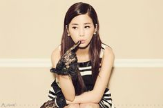 Chorong! 5th mini album image teaser