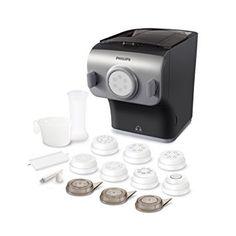Philips Avance Collection HR2358/12 Máquina eléctrica para elaborar pasta fresca máquina de pasta y ravioli