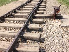Wissel: wel voorlopig in leven, directe dood. Wissel, Dood, Railroad Tracks, Stairs, Warsaw, Poland, Ladders, Stairway, Staircases