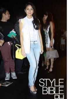 Kathryn Bernardo Fashion Dolls, Girl Fashion, Kathryn Bernardo, Celebs, Style Inspiration, My Style, Jadine, How To Wear, Jackets