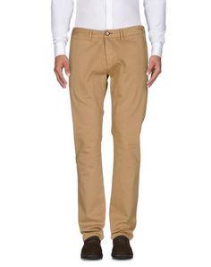 ALV ANDARE LONTANO VIAGGIANDO Men's Casual pants Camel 36 waist