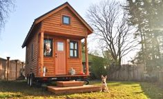 Ever consider a micro-home or apartment? Rowdy Kittens author Tammy Strobel has the secret to happiness - and you may be surprised by her philosophy!