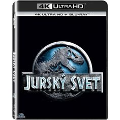 Buy Jurassic World - Ultra HD from Zavvi, the home of pop culture. Take advantage of great prices on Blu-ray, merchandise, games, clothing and more! Chris Pratt, Jurassic Park Characters, Jurassic World Movie, Jake Johnson, Bryce Dallas Howard, Dinosaur Theme Park, World Movies, Falling Kingdoms, Tv Series Online