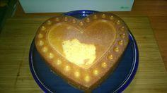 Tupun tupa: Perunajauhoinen-brandy kakku