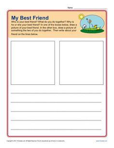 My best friend ka essay