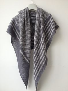 Ravelry: butterfly67's grey woven