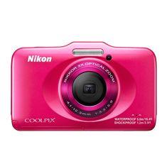 Nikon COOLPIX S31 digital camera | waterproof digital camera from Nikon