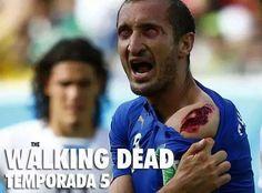 Walking dead Brasil 2014