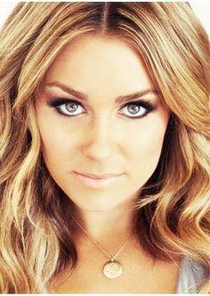 Lauren Conrad, eyes