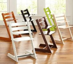 This colorful chair can be adjusted in high and depth so your child has the ideal position. So babies, toddlers, children or adults can use the same chair. Great idea!