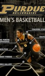 Go get the Purdue Men's Basketball FREE mobile app now!