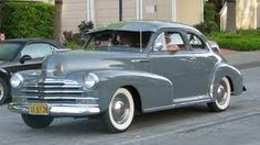 1947 Chevrolet Stylemaster Coupe