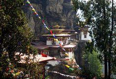 Bhutan: Trek to Tiger's Nest http://www.tripoto.com/trip/bhutan-trek-to-tiger-s-nest-2635  #adventure #travel #Essentials #Spain