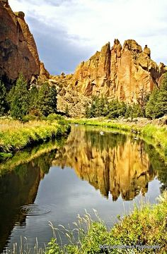 Smith Rocks - Central Oregon