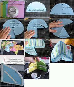 Or Circle Pop-Up Book if you like - I found the inspiration for this little project from Shana Banana over at SB.com. She was wondering if ...