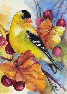 Original Fine Art By © Paulie Rollins in the DailyPaintworks.com Fine Art Gallery
