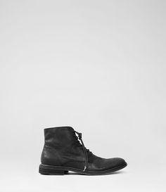 f00e5f38c8c55 AllSaints - Black Brisk Boot for Men - Lyst