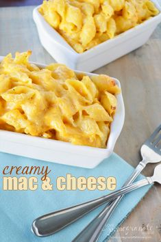 Homemade Creamy Mac & Cheese :: Love, Pomegranate House