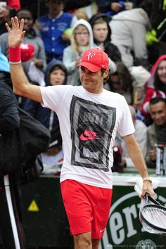 Roland Garros 2014....love the red