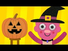 """Discuss basic emotions with the Halloween themed song, """"Can You Make A Happy Face?"""" from Super Simple Learning. Halloween Songs For Toddlers, Halloween Dvd, Halloween Activities, Holidays Halloween, Halloween Themes, Halloween Crafts, Preschool Halloween, Halloween Playlist, Halloween Party"""
