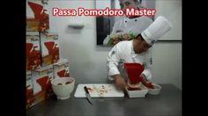 Passa Pomodoro Master - Despolpador e Descascador de Frutas - É Pura Pol...