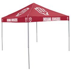 Indiana Hoosiers NCAA Colored 9'x9' Tailgate Tent
