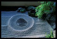 Kyoto: Japanese Zen Garden Photo Gallery.