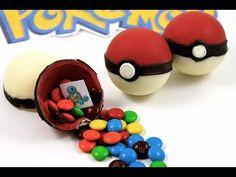 ¡Pokebolas de Caramelo! Haz Pokebolas de Pokémon Comestibles - MiAdiccio...