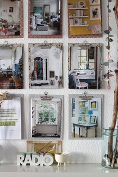 Organize Your Office: Clipboard DIY!