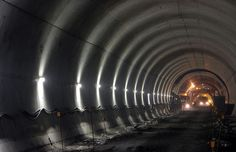 Túnel  do Marão  Portugal