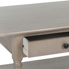 @Overstock - Cape Cod grey 2-drawer coffee table features a contemporary style and functional design. Constructed with a sturdy wood frame in a versatile grey hue, this will be a welcome addition as an accent showcase piece in any room.http://www.overstock.com/Home-Garden/Cape-Cod-Grey-2-drawer-Coffee-Table/6971932/product.html?CID=214117 $174.99