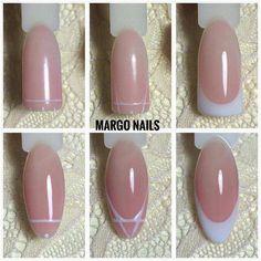 nail art diy / nail art designs & nail art & nail art designs easy & nail art videos & nail art designs for spring & nail art designs summer & nail art tutorial & nail art diy Nail Art Hacks, Gel Nail Art, Nail Art Diy, Diy Nails, Nail Polish, Gel Manicure, Nail Drawing, Nagel Hacks, Nagellack Design