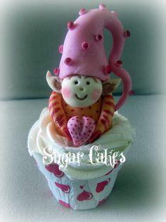 Sugar Cakes double vanilla elfen cupcake