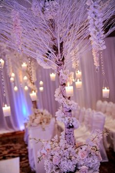 stunning winter wonderland wedding decor ideas