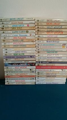 Lot of 50 Hot & Steamy Harlequin Presents Romance Books & Other titles books | Books, Fiction & Literature | eBay!
