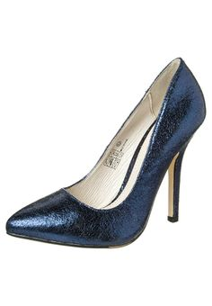 Buffalo - Zapatos altos - azul
