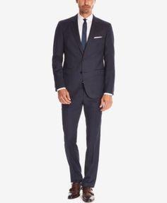 Boss Men's Regular/Classic-Fit Super 120 Italian Virgin Wool Sport Coat - Black 40L